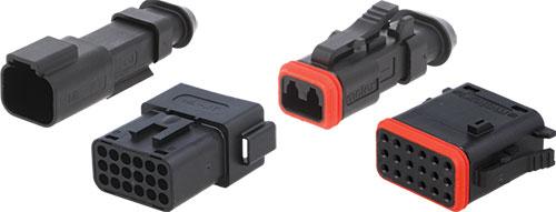 automotive ML-XT plug male Size 93444-2101 Connector 3 IP69K MOLEX 16 PIN